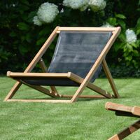 Jan Kurtz - Cannes Deckchair, FSC-Teak